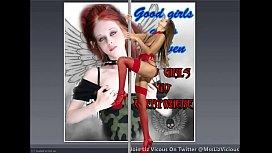 Liz Vicious Presents Istripper Girl Melena Tara Desktop Dance (Don't Stop) SOLO
