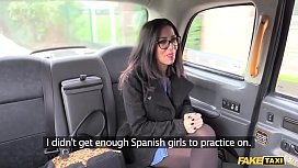 Fake Taxi spanish babe...