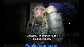 PublicAgent Stunning blonde, stunning...