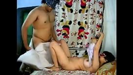 Indian Aunty and Uncle Sex Savita Bhabhi XXX Fucking