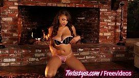 Twistys - Curvy Ebony babe...