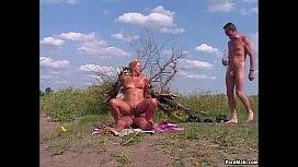 Granny Outdoor Anal brianna hildebrand nude