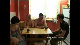 Family fun nude game...