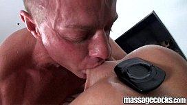 Dick Friction on Massagecocks...