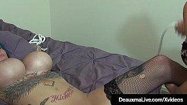 Big Boobed Cougar Deauxma...