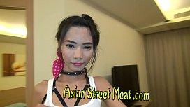 Asian Girlette Fucks Foreign...