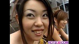 Japanese AV Model is...