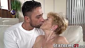 Saggy granny Mugur Malya...