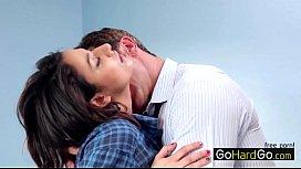 Gigi Loren seducing the...