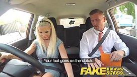 Fake Driving School Barbie...