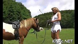 Let moist pussy ride...