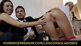LOS CONSOLADORES - Tiffany doll...