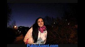 PublicAgent Sexy Clair fucking...