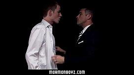 MormonBoyz - Shy Ginger Boy...
