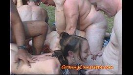 Granny's Back Yard...