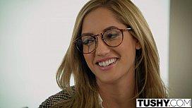 TUSHY Chloe Amour Tries...