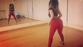 nour abu elbeeh model egypt dance femdom captions