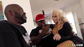 Nikki Delano Interracial Threesome...