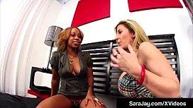 Hot Milf Sara Jay...