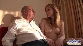 Old Young Porn Grandpa...