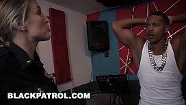 BLACK PATROL - MILF Police...