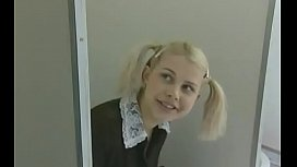 New Girl in School Girl