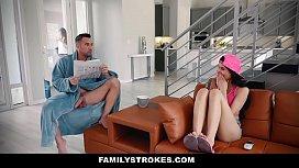 FamilyStrokes - Hot Asian Teen...