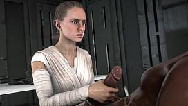 Star Wars - Rey Daisy...