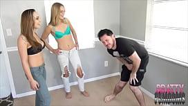 Sasha Foxxx Teaches Jenny...