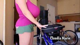 Fake Saggy Udders Claudia...