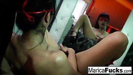 Marica Hase looks sexy...