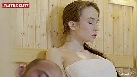 Russian babe Angel Rush...