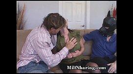 MILF Embarrasses Sissy Hubby...