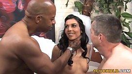 Bride Lou Charmelle Fucks...