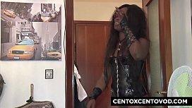 Orgia con la nera...
