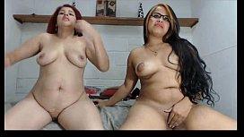 Webcam Girls Gagging Vomit...