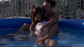 Subtitled Japanese crossdresser Kaoru...