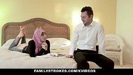 FamilyStrokes - Pakistani Wife Rides...