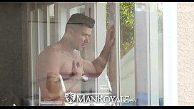 ManRoyale Muscle Wesley Woods...