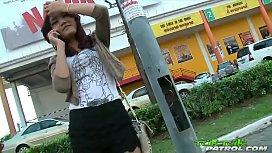Shy Thai Chick Gets...