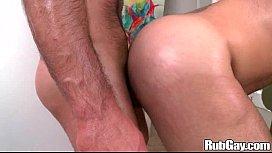 Rubgay Muscule Anal Massage...