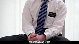 MormonBoyz - Nervous young boy...