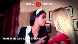 Valentina Canali lesbian maid