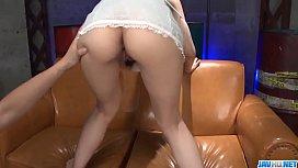Hitomi Oki severe fucked and made to swallow spunk  - More at 69avs com
