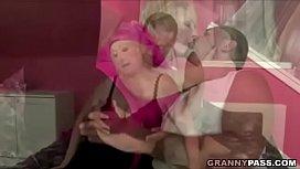 Granny Fucks New Yoga...