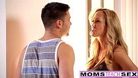 MomsTeachSex - Hot Yoga Mom...