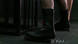 BDSM XXX Silent hooded...