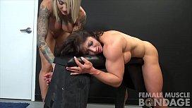 Muscle Female Lesbian Porn Stars Dani and Brandimae girlsdoporn asian