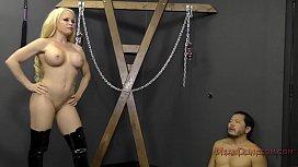 Mistress NIkki Delano Destroys...