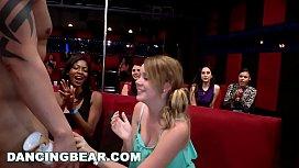 DANCING BEAR - CFNM Whores...